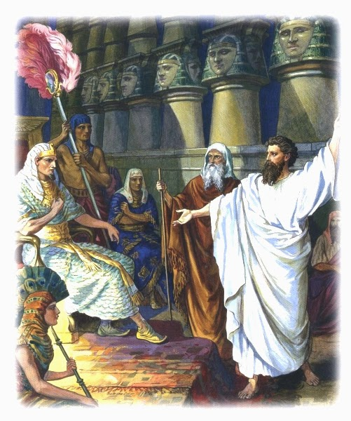 an analysis moses responsibility as a servant of god in the bible Thetrumpetcom delivers in-depth news analysis on top stories, world news, weather, economics and society in the light of bible prophecy  which moses the servant of the lord charged you.