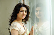 Samantha latest Gorgeous Looking Saree Photo Shoot Gallery-thumbnail-13