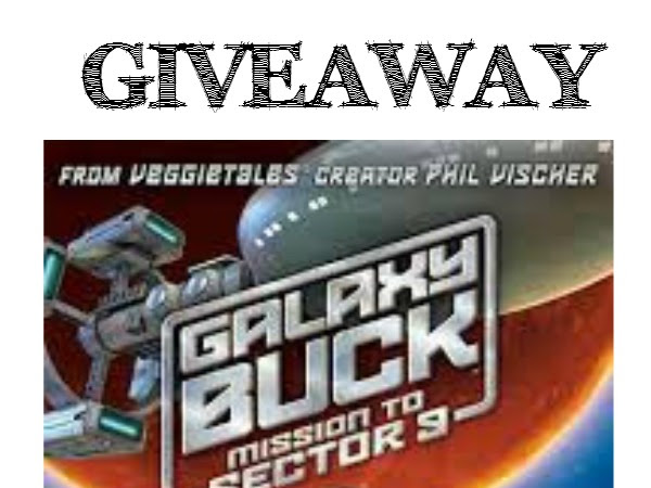 GIVEAWAY : Galaxy Buck  Mission to Sector 9 --Ended
