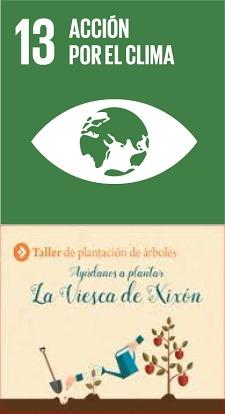 """ODS 13. """"ACCIÓN POR EL CLIMA"""""""
