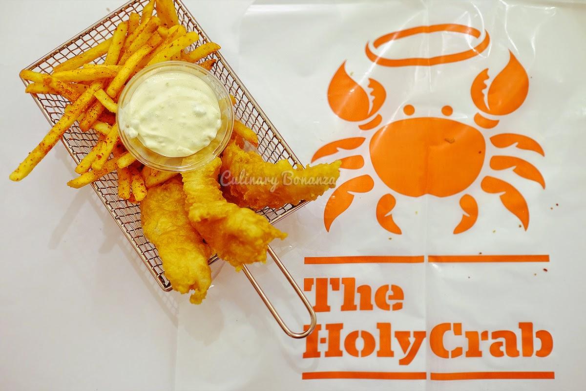 The Holy Crab Louisiana Seafood Gunawarman Jakarta