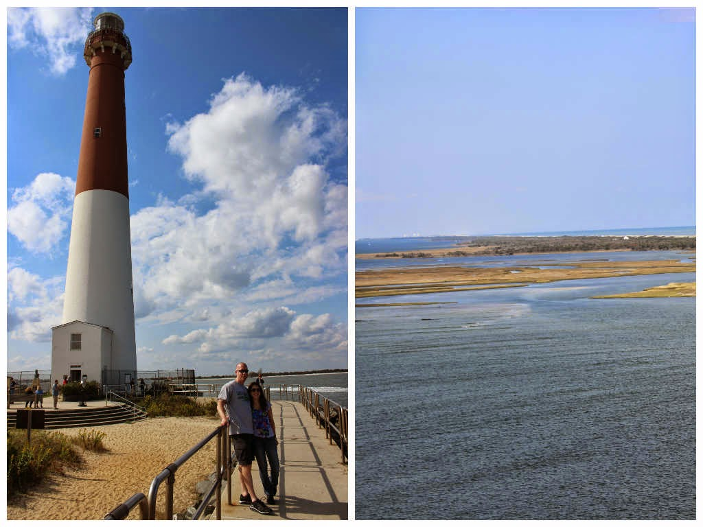 New Jersey Lighthouse Challenge 2014 - Barnegat Lighthouse