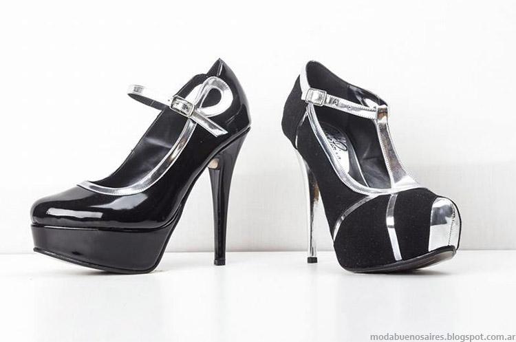 Roberto Piazza zapatos de fiesta otoño invierno 2015.