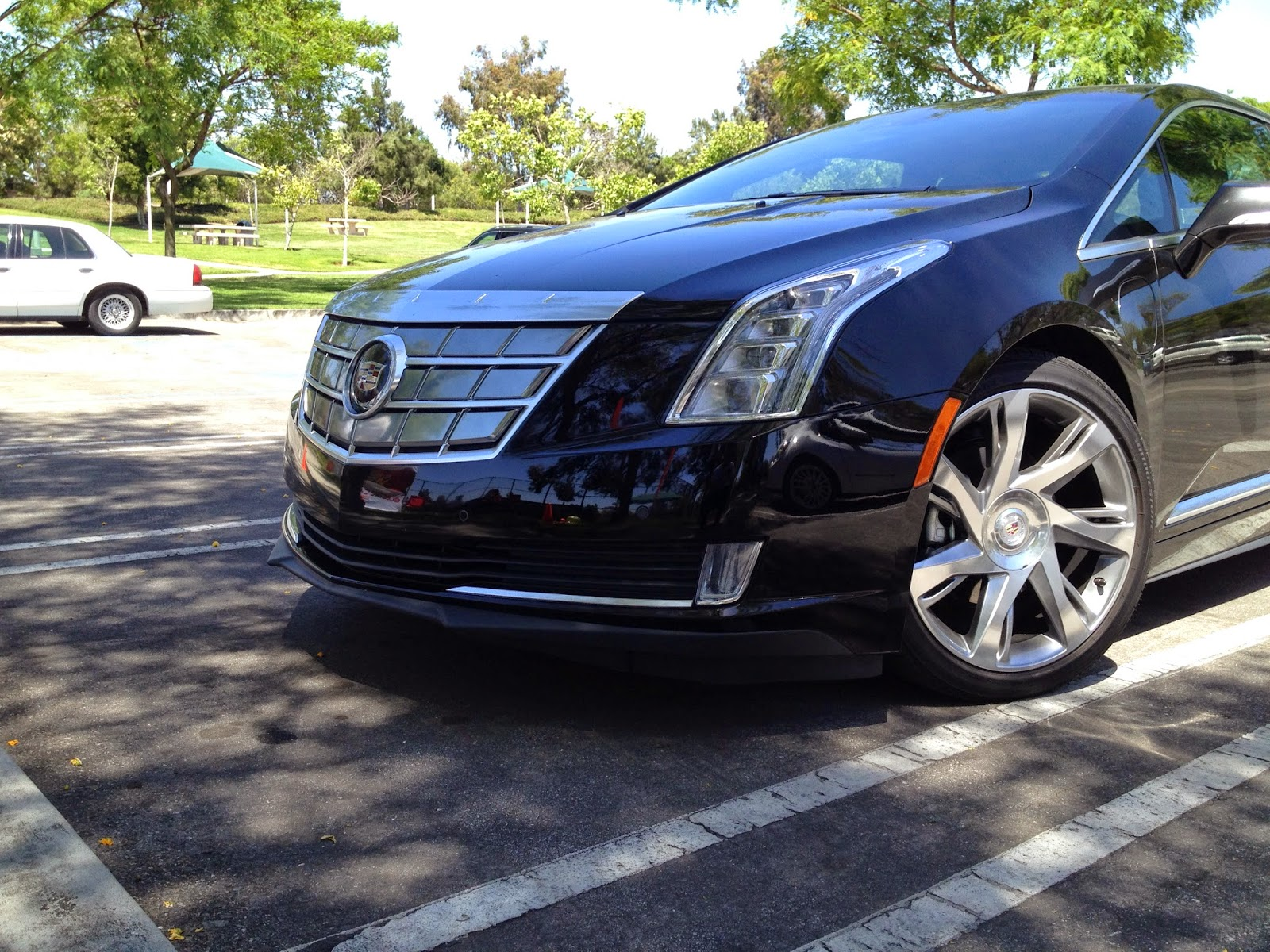 Extended Range Cadillac Hybrid