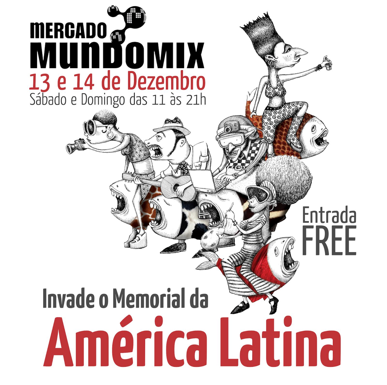 Heroicas no Mundo Mix - 13 e 14 de dezembro de 2014