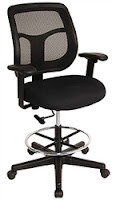 Apollo Drafting Chair