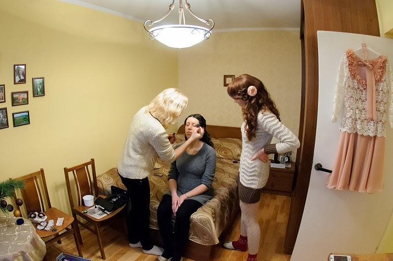 vestuvių nuotakos makiažas namuose