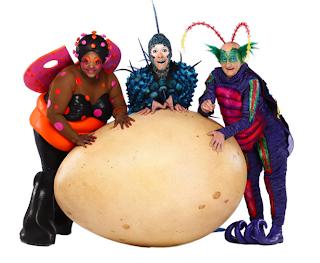 ovo - ladybug, foreigner and flippo