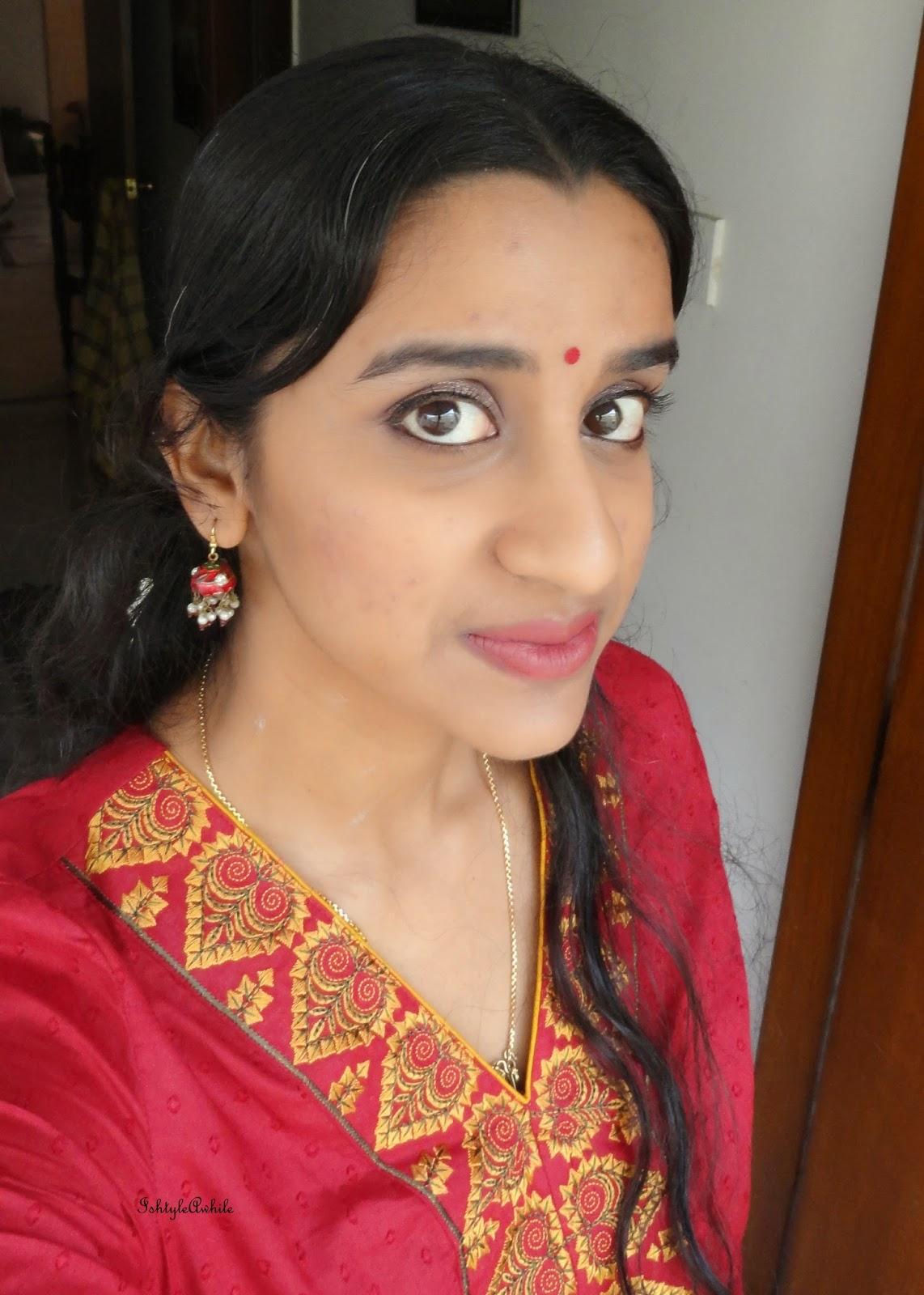 OOTD and LOTD: Varalakshmi puja special image