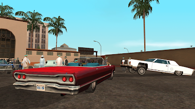 GTA San Andreas APK + DATA