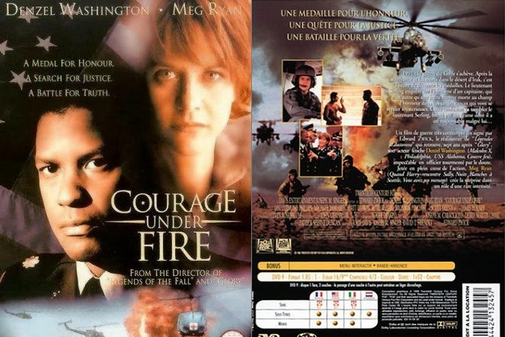Film Courage Under Fire (1996)