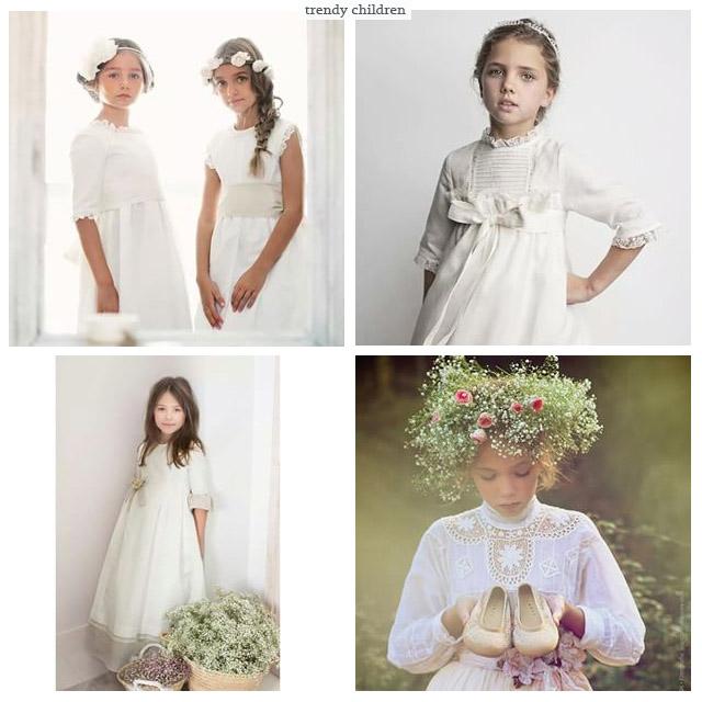 moda infantil primera comunión
