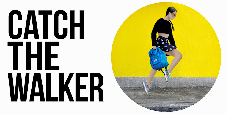 Catch The Walker | Fashion and Street-style blog