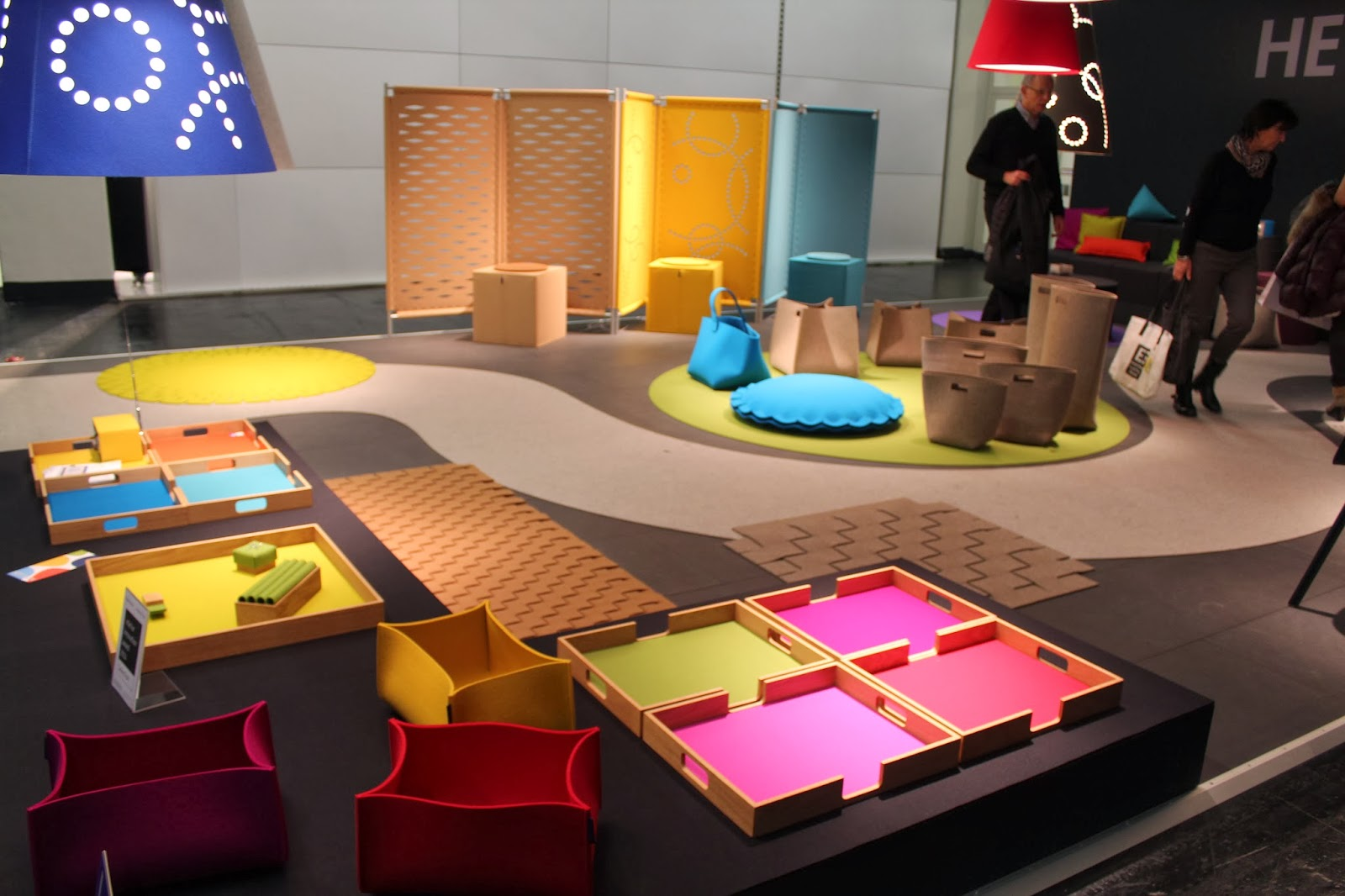 werk place imm cologne 2014 ich war dabei. Black Bedroom Furniture Sets. Home Design Ideas