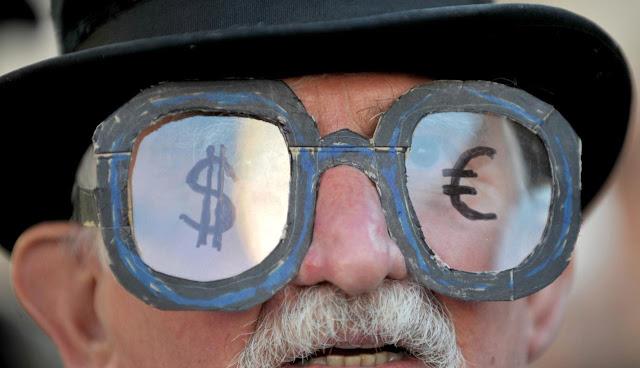 Indignados – Alemanha: MILHARES DESFILAM CONTRA O PODER DA ALTA FINANÇA
