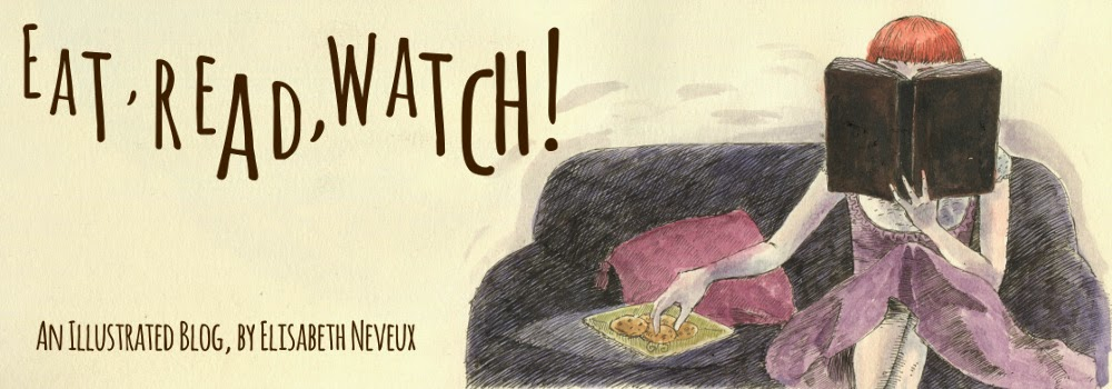 Eat, Read, Watch!