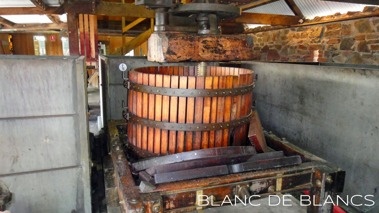Rockford Basket press - www.blancdeblancs.fi
