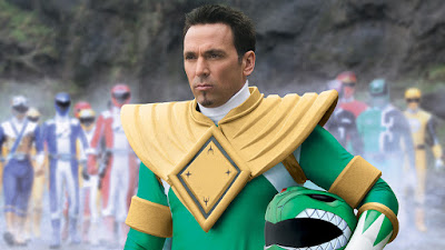 Green Ranger turns Megaforce Power Rangers Tommy Oliver