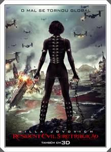 Resident Evil 5 Retribuição Dublado Rmvb + Avi BDRip
