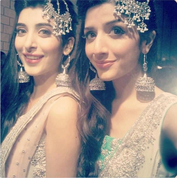 Pakistani Celebrities With Borthers and Sisters | beauty ...