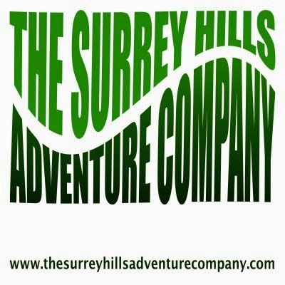 Adventures in The Surrey Hills UK