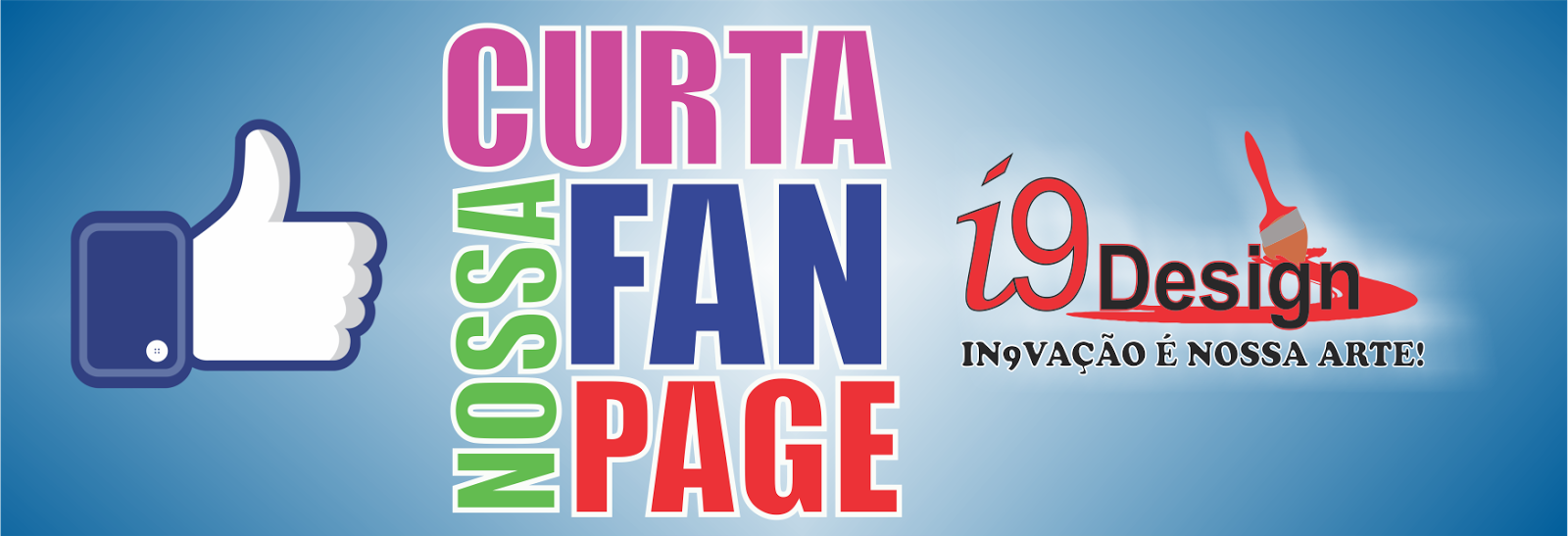 Curta Nossa FanPage