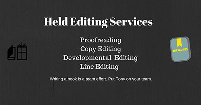 Held Editing Services