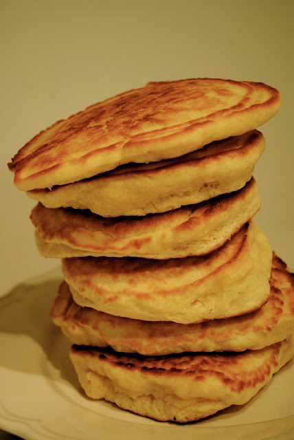 amerikanska pannkakor, pancakes, frukost, brunch, recept,