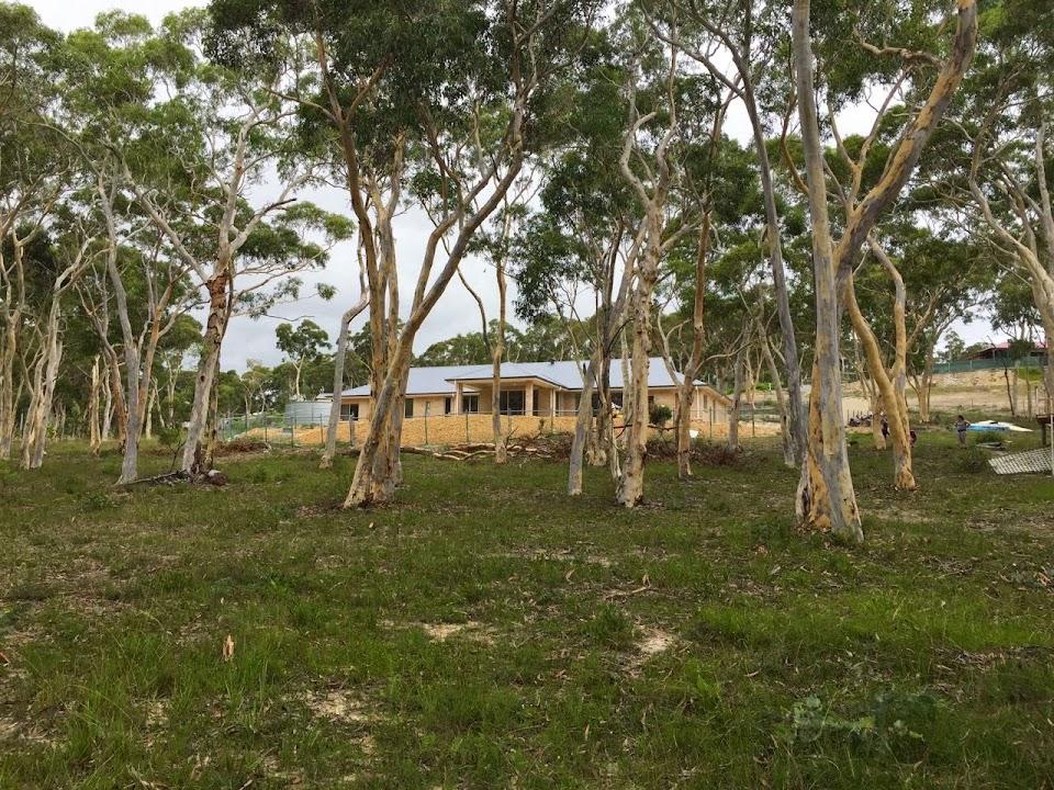 building the bronte executive lodge with mcdonald jones: deposit