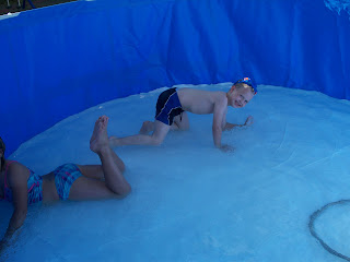 The Emerson Family Blog Swimming Vacation Bible School And Father 39 S Day