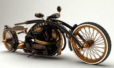 Koleksi gambar motor