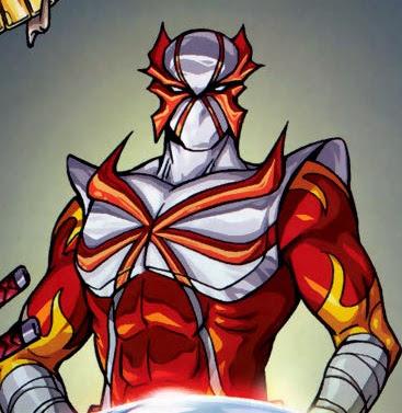 Mangaverse Sunfire Shiro Yoshida