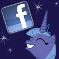Sigue a la Comunidad Brony por Facebook