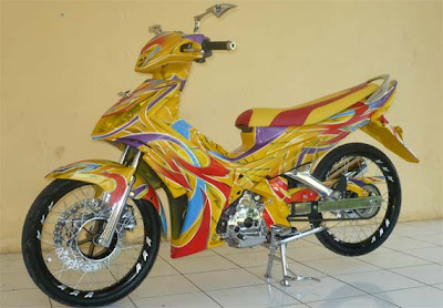jupiter mx modif airbrush