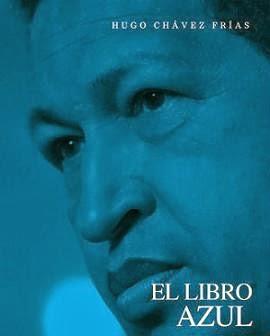 HUGO CHÁVEZ FRÍAS   EL LIBRO AZUL