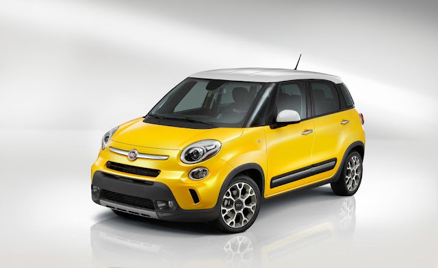 2016 Fiat PRice List Car view