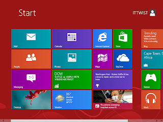 Windows 8 - Ittwist