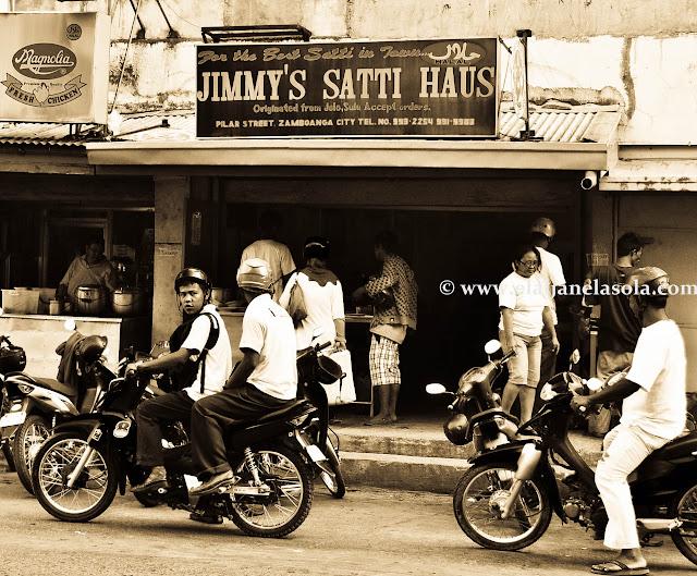 Jimmy's Satti Haus, Zamboanga