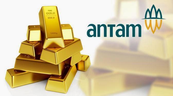 Harga Emas Antam Di Awal Tahun