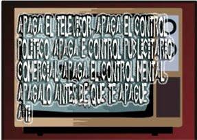 APAGA LA TV