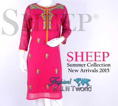 Sheep New Summer Collection 2015