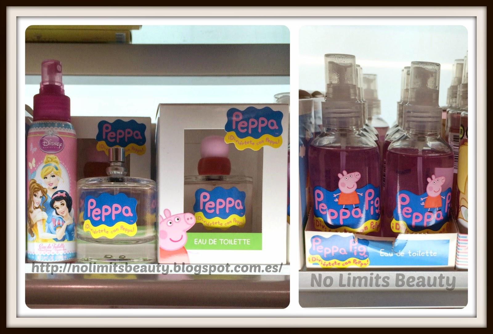 Eau de Toilette Peppa Pig