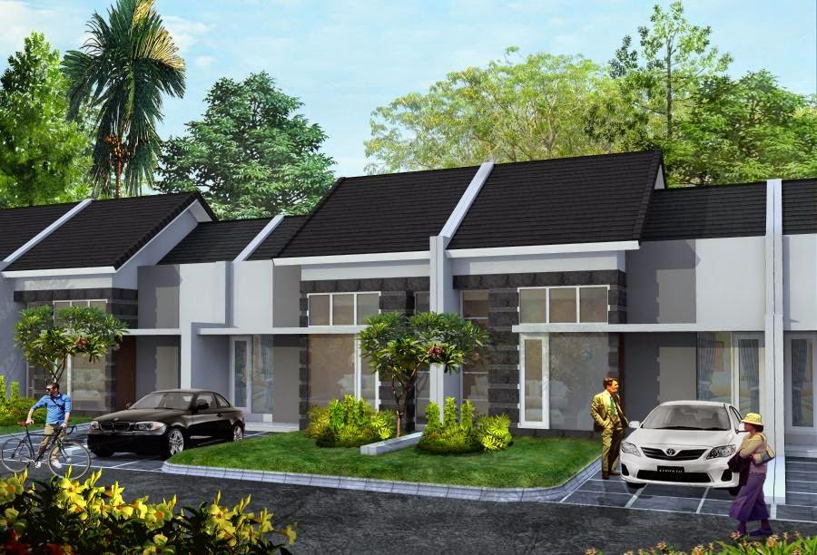 desain rumah type 36 modern
