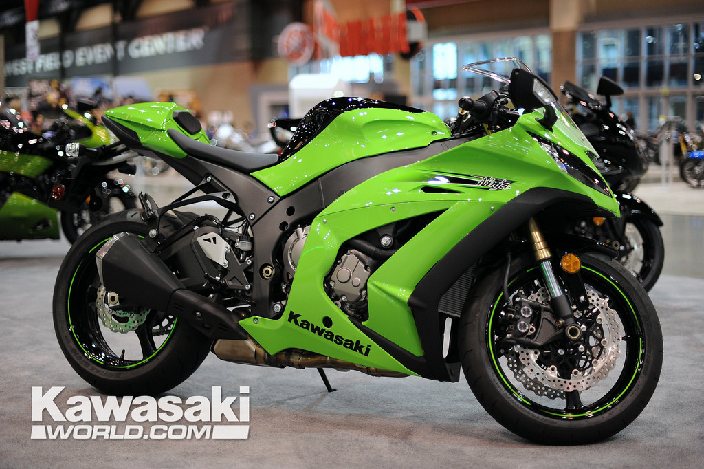 Kawasaki Ninja R Color Choices