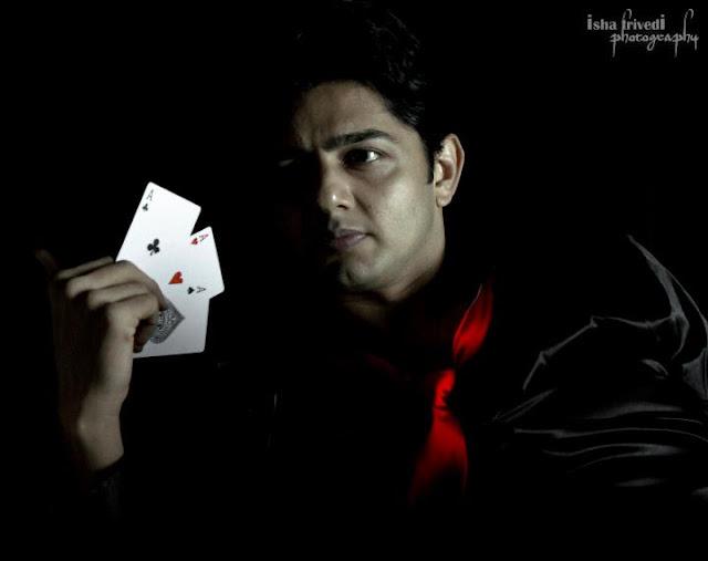 "Alan Kapoor Classic red clicked by Isha Trivedi ""Isha Trivedi"""