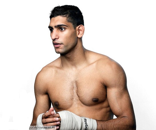 Amir Khan Wallpaper