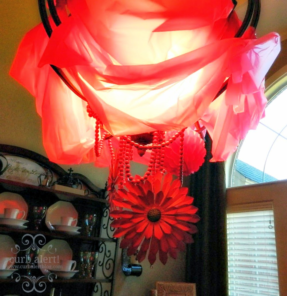 Tea Party Pink and Red Decor Ideas for Little Girls via Curb Alert! Blog http://www.curbalertblog.com/2014/03/tea-party-ideas-for-little-girls.html