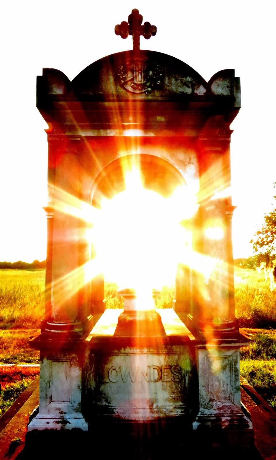 Sunrise Magnolia Cemetery