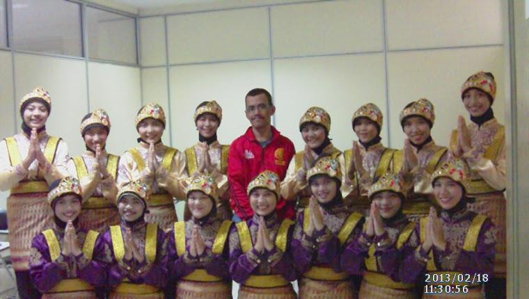 Tari Saman SMKN 20 Jakarta