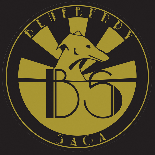 Blueberry Saga - Greyhounds & Whippets
